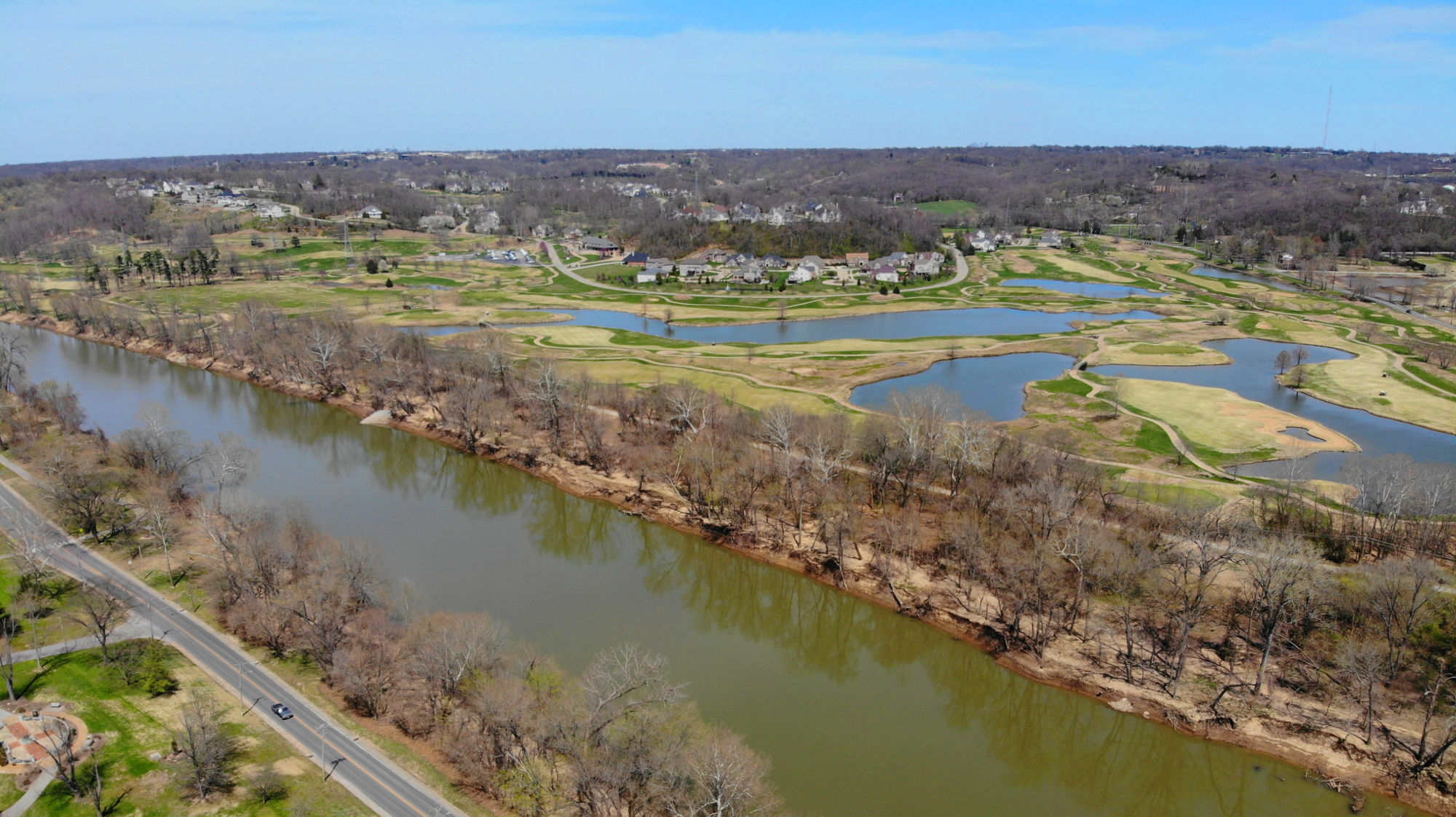 Drone Photography Fenton Missouri